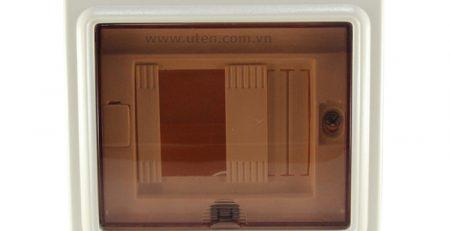 Tủ điện UTEN 4 module