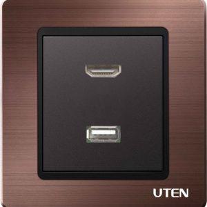 Ổ cắm USB HDMI Series A5