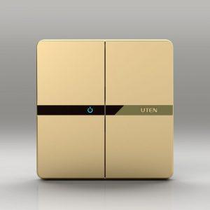 Bảng giá công tắc ổ cắm Uten 2021 đầy đủ dòng Uten Q7, V7, V9...