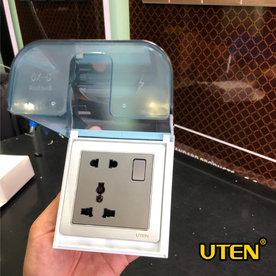 công tắc ổ cắm Uten V6